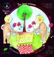 Les Deux Oursons, conte serbo-croate, livre+CD
