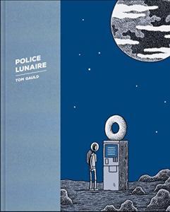 Police lunaire de Tom GAULD (hors-collection)