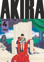 Akira (Noir et blanc) - Édition originale Vol.04 de Katsuhiro OTOMO (GLENAT)