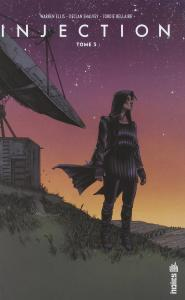 Injection Tome 3 de Warren ELLIS (Urban indies)
