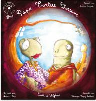 Papa Tortue Chauve : Conte d'Algérie (1CD audio)