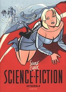 Science-Fiction - Intégrale de Philippe MANOEUVRE, Serge CLERC (DUPUIS)