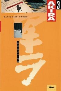 Akira - Couleur Vol 3: Les Chasseurs de Katsuhiro OTOMO (GLENAT)