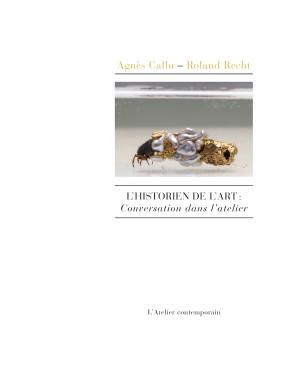 L'Historien de l'art : conversation dans l'atelier