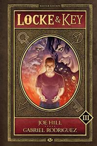 Locke & Key, Tome 3 : Intégrale de Joe HILL, Gabriel RODRIGUEZ (Milady Graphics)