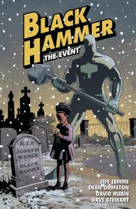 Black Hammer 2 - L'incident de Jeff LEMIRE (Urban indies)