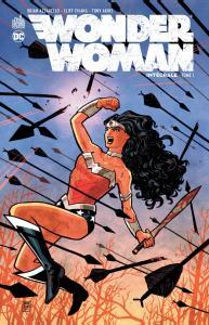 Wonder Woman - Intégrale 1 de Brian AZZARELLO (DC Renaissance)