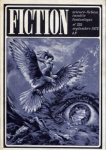 Fiction n° 225 de Richard MATHESON, James Jr. TIPTREE, Daniel WALTHER, Ray BRADBURY, Bernard MATHON, Serge-André BERTRAND, Jean-Pierre ANDREVON (Fiction)