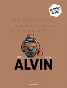 Alvin : Tome 1 et 2 en coffret de Régis HAUTIÈRE, Renaud DILLIES (DARGAUD)