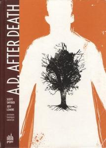After Death de Scott SNYDER, Jeff LEMIRE (URBAN GRAPHIC)