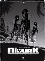 Niourk : L'intégrale de Stefan WUL, Olivier VATINE (ANKAMA)