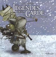 Légendes de la Garde - Hiver 1152 de David PETERSEN (Bande dessinée (Gallimard))