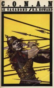Conan le vagabond de Robert E. HOWARD, Lyon Sprague DE CAMP, Lin CARTER (Titres/SF)
