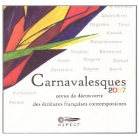 CARNAVALESQUES 2007