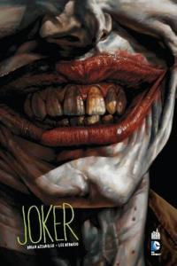 Joker de Brian AZZARELLO (DC DELUXE)