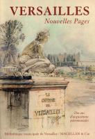 Versailles, nouvelles pages