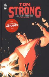 Tom Strong - Intégrale 1 de Alan MOORE (DC Essentiels)