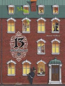 13 Devil Street, 1888 de Benoit VIEILLARD (FILIDALO)
