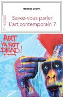 Savez-vous parler l'art contemporain ?
