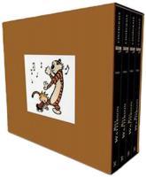 Calvin et Hobbes, L'intégrale : Coffret en 4 volumes