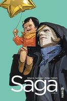 Saga tome 4 de Brian K. VAUGHAN, Fiona STAPLES (Urban indies)