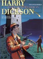 Harry Dickson, tome 5 : la nuit du meteore