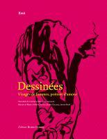Dessinées – Visages de femmes, poèmes d'amour