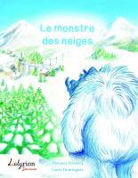 le monstre des neiges