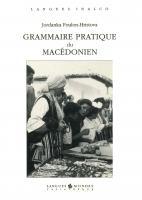 Grammaire pratique du macédonien