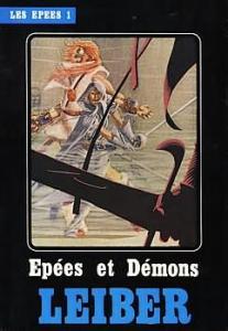 Épées et démons de Fritz LEIBER (Heroic fantasy)