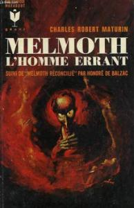 Melmoth, l'homme errant de Charles R. MATURIN, Honoré de BALZAC (Bibliothèque marabout - Géant)