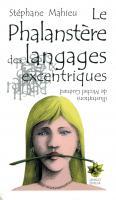 Le Phalanstère des langages excentriques