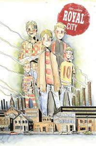 Royal City - Tome 1 de Jeff LEMIRE (Urban indies)