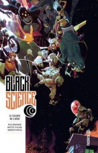 Black Science Tome 7 de Rick REMENDER (Urban indies)