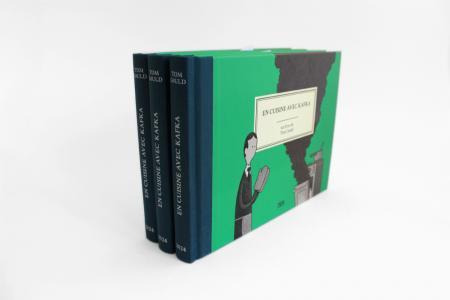 En cuisine avec Kafka de Tom GAULD (hors-collection)