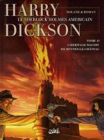 Harry Dickson, Tome 13 : L'héritage maudit de Rennes-le-Château