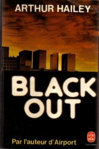 Black-out de Arthur HAILEY (LIVRE DE POCHE)