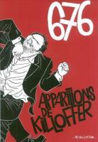 676 apparitions de Killoffer de Patrice KILLOFFER (L'ASSOCIATION)