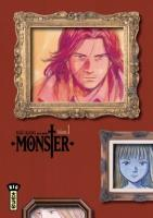 Monster Intégrale Luxe volume 1 (regroupant tomes 1 et 2) de Naoki URASAWA (Big Kana)