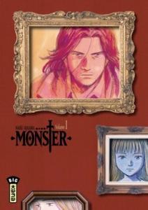 Monster Intégrale Luxe volume 1 (regroupant tomes 1 et 2) de Naoki URASAWA (Big Kana)