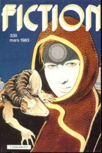 Fiction n° 338 de Edward BRYANT, Georges  PANCHARD, Lisa TUTTLE, Larry NIVEN, Jean-Claude DUNYACH, J. Michael REAVES (Fiction)