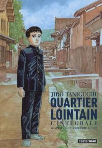 Quartier lointain - Intégrale de Jiro TANIGUCHI (Univers d'auteurs)
