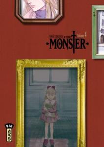 Monster Intégrale Deluxe, tome 4 de Naoki URASAWA (Big Kana)