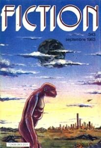 Fiction n° 343 de Alain DORÉMIEUX, Richard COWPER, Raymond MILESI, Michael SHEA, Pierre GIULIANI, Larry NIVEN, Jane YOLEN, Richard D. NOLANE, Bernard BLANC, Stéphanie NICOT, Bernard MACHET, Dominique MARTEL, Pascal J. THOMAS (Fiction)