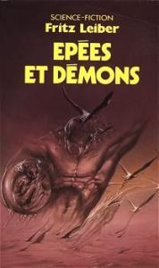 Épées et démons de Fritz LEIBER (Pocket SF)