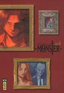 Monster Intégrale Deluxe, tome 6 de Naoki URASAWA (Big Kana)