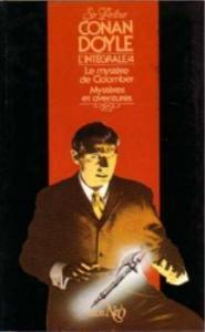 Le Mystère de Cloomber / Mystères et aventures de Arthur Conan DOYLE, Jean-Pierre CROQUET (NéO Club : Conan Doyle)