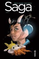 Saga Tome 5 de Brian K. VAUGHAN (Urban indies)