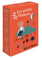 Coffret orange 5 petits Platons (Socrate - Saint Augustin - Descartes - Kant - Lao-Tseu)
