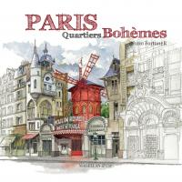 Paris, quartiers bohèmes